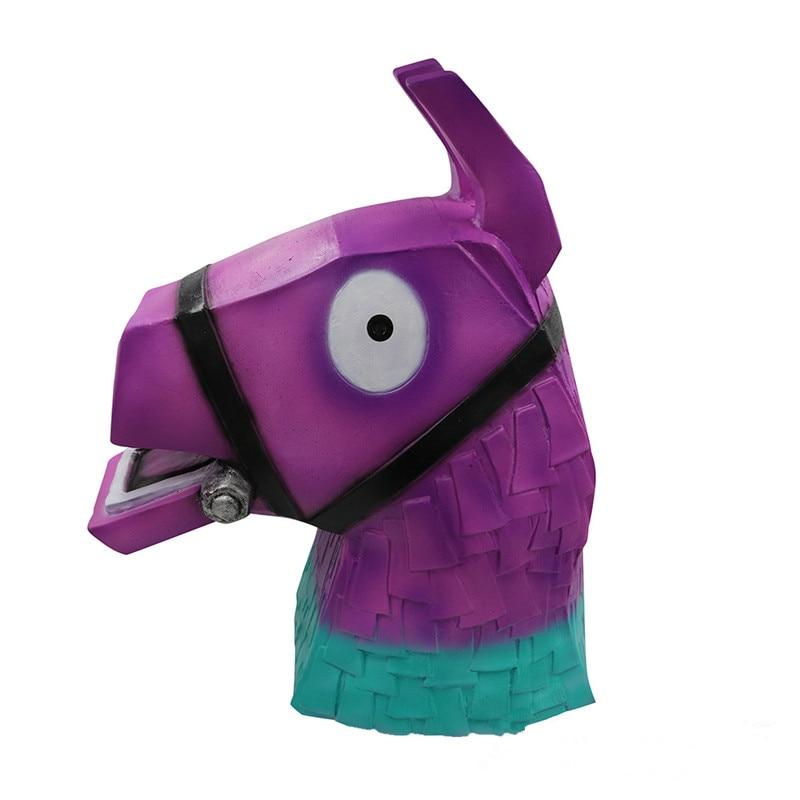 Fortress-night-game-Battle-Royale-Troll-Stash-Llama-Mask-Halloween-Cosplay-Fortnight-Llama-mask-latex-mask (2)