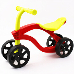 Folding Baby Tricycle Bike Ride Driving Car Stroller Toddler Walker Assistant with Wheel Kids Balance Bike Bicycle Buggy 2~5 Y