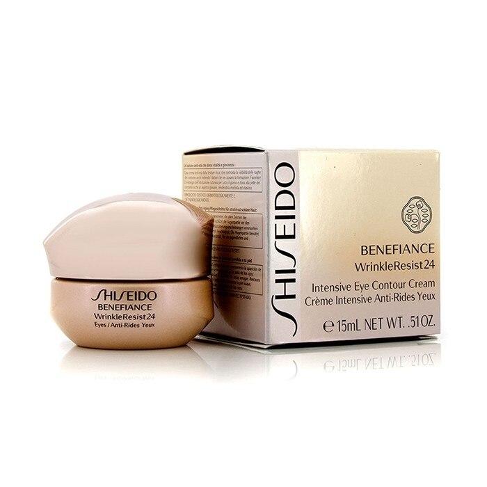 Shiseido - Benefiance WrinkleResist24 Intensive Eye Contour Cream sisley eye and lip contour cream