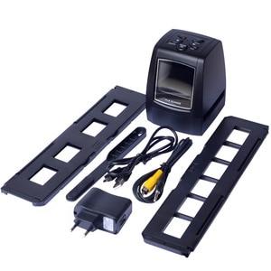 Image 1 - REDAMIGO 5MP 10MP 35mm Portable Film scanner Photo Scaner Negative Film Slide Viewer Scanners USB MSDC Film monochrome 718U
