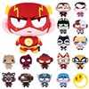 Cute Cartoon DC Marvel  Car Seat Neck Rest Headrest Auto Waist Cushion Waist Support Lumbar Cushion Auto Seat Head Rest Pillows