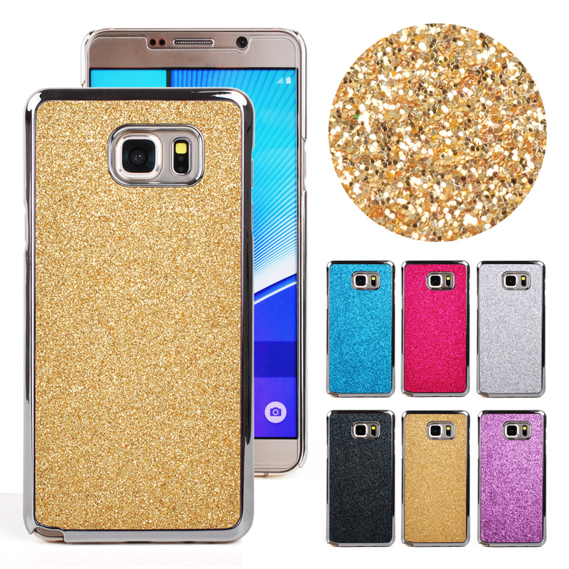 new style 72d7d 3e40e US $2.58 |Note 5 Case Chrome Electroplating Bling Case for Samsung Galaxy  Note 5 Case Glitter Shining Back Cover Coque for Samsung Note 5 on ...
