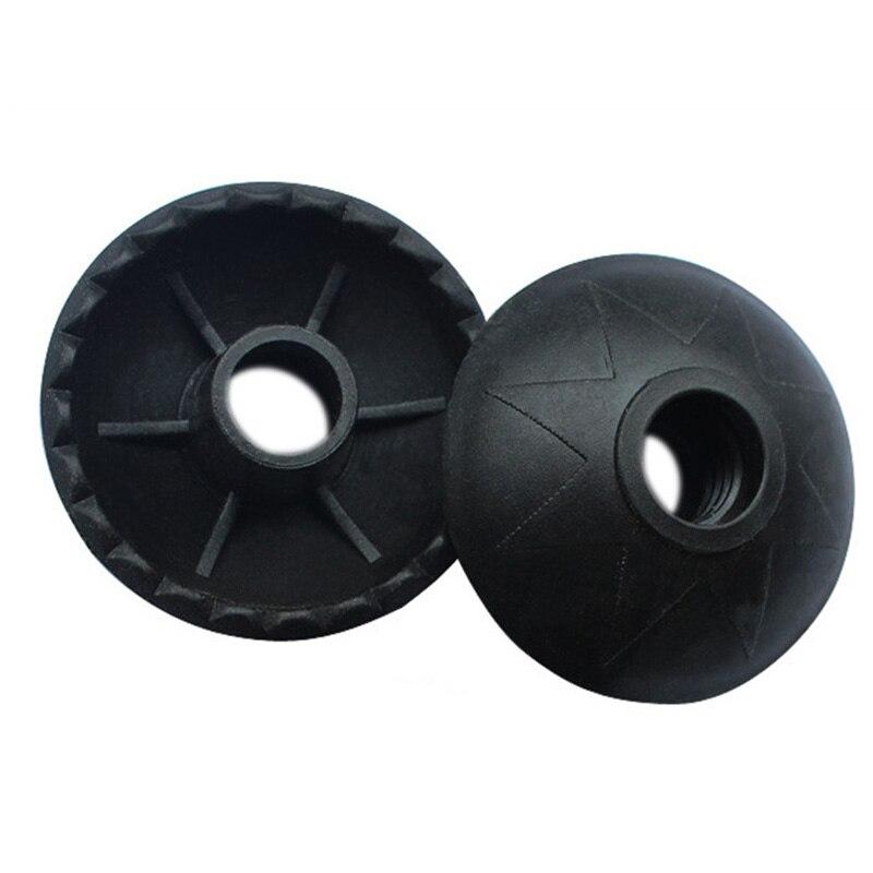 2pcs/lot Removable Plastic Mud Basket For Trekking Poles,Walking Sticks,Snowshoeing Poles,Hiking Pole Walking Sticks Accessories