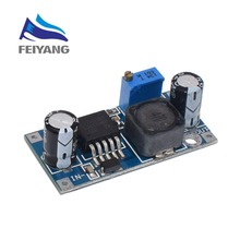1PCS LM2596 LM2596S DC-DC adjustable step-down power Supply module NEW ,High Quality