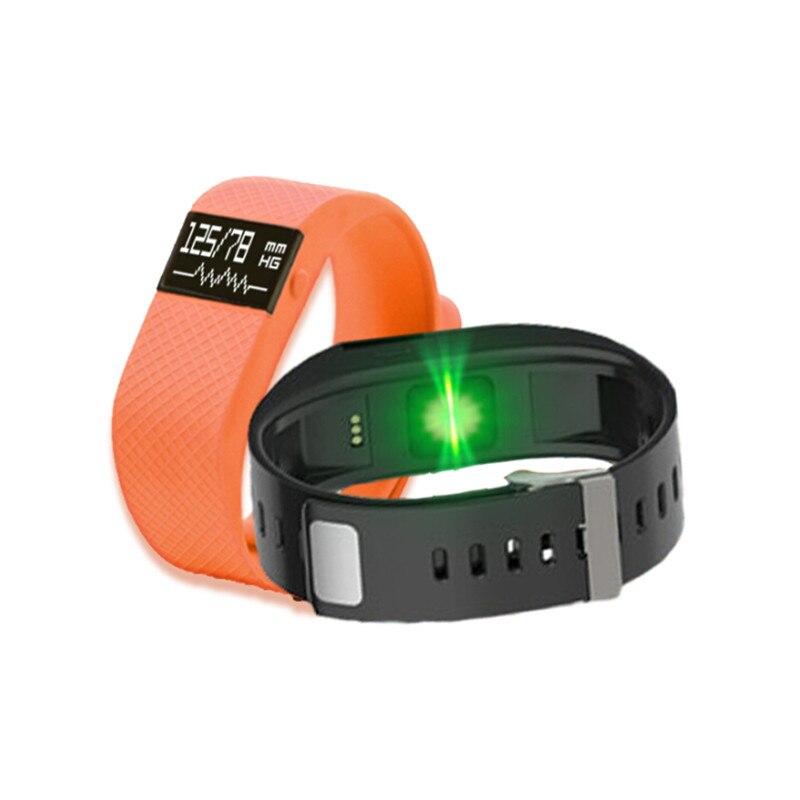 New TW68 Bluetooth font b Smart b font Wristband font b Smart b font Bracelet Band