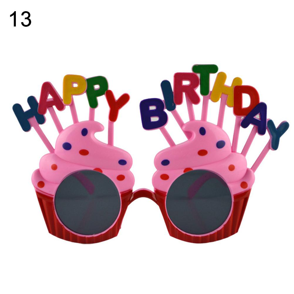 Costumes & Accessories Symbol Of The Brand Super Fans Glasses Exaggerated Masquerade Carnival Party Show Fancy Dress Party Fun Decoration Plastic Toy Game Glasses Various Styles