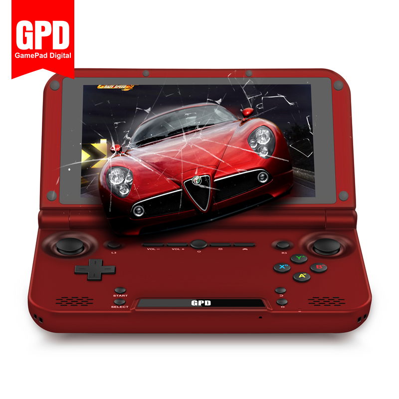 GPD XD 5 Inch Touch Screen Linux System Mini Laptop ...