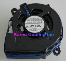 NIDEC 6CM SF6023BLHH12-04E 6023 12V 280MA C-S02C PLC-XU1050C Server Fan