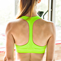 Codysale 2017 New Casual Shockproof Bra Seamless Underwear Padded Push Up Bras for Women Aerobics Workout Wire Free M/L 6 Colors