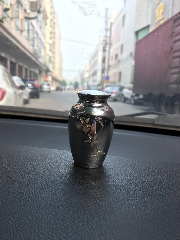 73*45 мм Ассорти Цвет высокое Класс Нержавеющая сталь кремации урны для пепла Keepsake прахом Bone Бесплатная гравировки