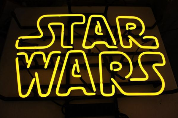 Custom Star Wars Glass Neon Light Sign Beer BarCustom Star Wars Glass Neon Light Sign Beer Bar
