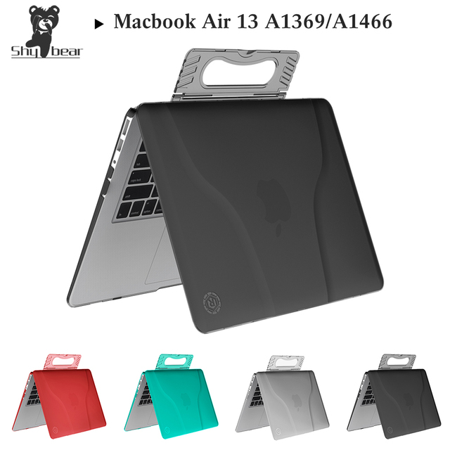 Shy Bear Case For Apple Macbook Air 13 Inch A1369 A1466 Mb504 For