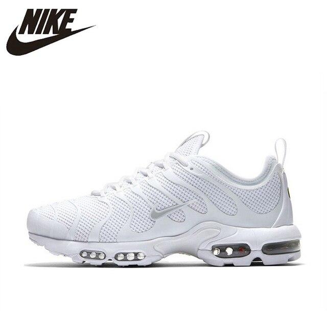Оригинальный Nike Оригинальные кроссовки Air Max Плюс Tn Ультра 3 м для мужчин's Беговая Спортивная обувь Открытый Спортивная обувь спортивные дизайнер 2018 новое поступление