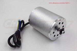 Image 1 - 新しい1800ワット48ボルトブラシレスdcモータ電動スクーターbldcモータ1800ワット48ボルト電気モーター(電気スクータースペアパーツ)