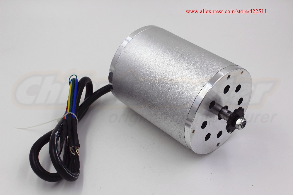 New 1800W 48V Brushless DC Motor Electric Scooter BLDC Motor 1800W 48V Electric Motor ( Electric Scooter Spare Parts)