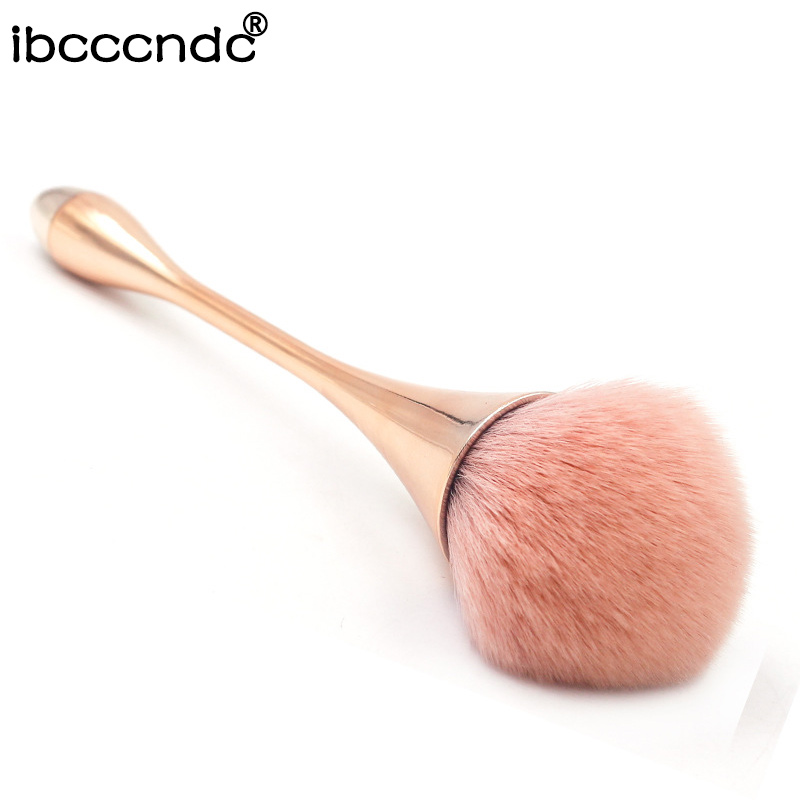 Makeup-Brush Foundation Blush Soft-Powder Beauty Cosmetics Top-Quality Professional Big