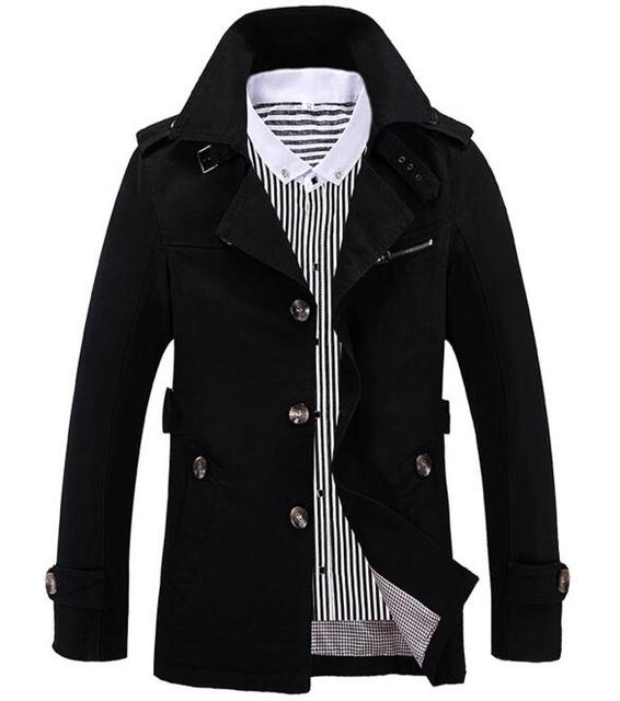 Overcoat 5 Colors British...