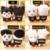 KPOP Coreano Moda Youpop BTS Bangtan Meninos À Prova de Balas Escuteiros álbum de Jung Kook Jimin V HIP HOP MONSTRO Bonecas Do Bebê BabyDolls