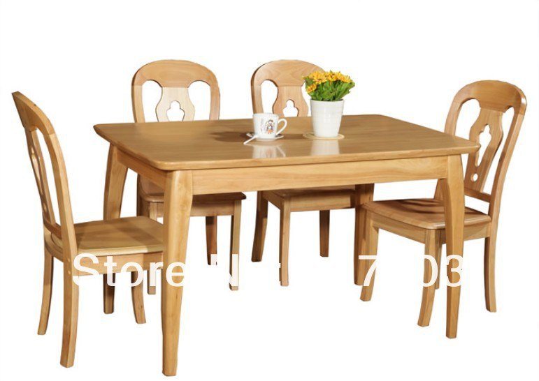 SOLID WOOD DINING ROOM FURNITURE, FACTORY WHOLESALE, OAK CHAIR AND DESK SET,