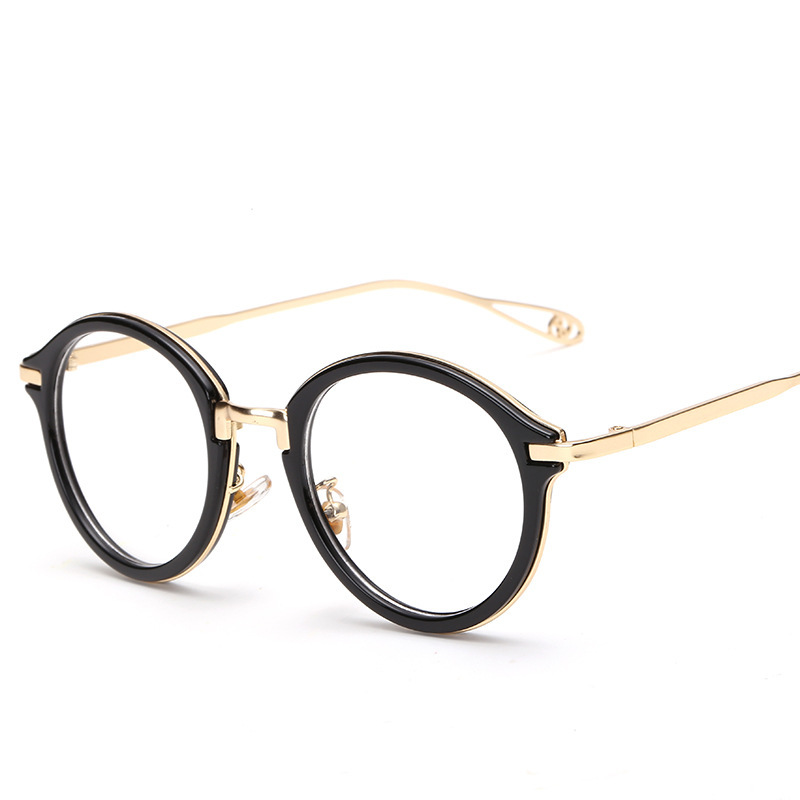Todays Offers Korean Glasses Frames Women Fashion Glasses with Clear ...