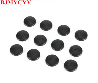 BJMYCYY 12PCS SET Automobile door screw protection cover for VW Volkswagen Golf MK7 2014 in Car Stickers from Automobiles Motorcycles