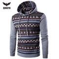 2017 Hoodies Men Hombre Hip Hop Male Brand Leisure Hoodie Digital Printing Sweatshirt Suit Mens Splice Slim Fit Men Hoody XXL YJ