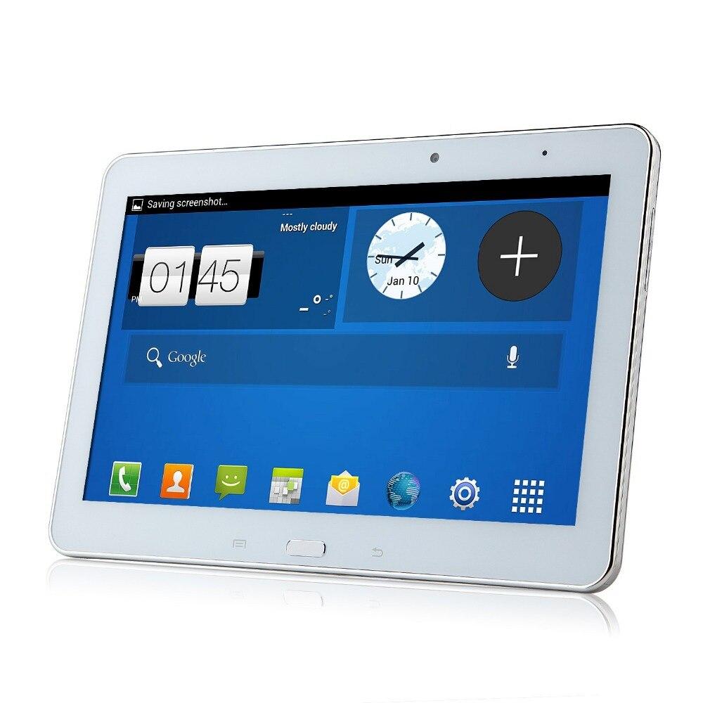 Livraison gratuite Boda téléphone portable tablettes PCs MTK6572 Duad Core 9 pouces Note 3G WCDMA Android 4.2 1.3 GHZ 1G/4 GB blanc avec étui gratuit