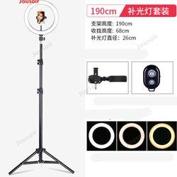 Komórkowego podstawka pod telefon statyw fotograficzny netto czerwony strzelanie selfie statyw sprzęt fotograficzny 360 stopni arbitralne regulacji CD50T03