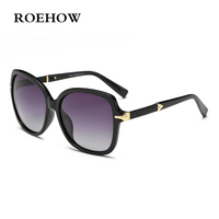 ROEHOW Cat Eye Sunglasses Women Polarized HD Lens Glasses Hot Sale Frame Feminino Sun Glasses UV400 212