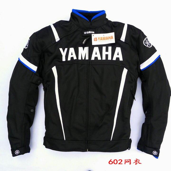 Новый 2017 Мотокросс для YAMAHA черный и белый гоночный куртка Автомбиля гонка одежда мотоцикл одежда