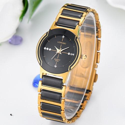 2017 Ceramic Quartz Watch Women Watches Ladies Top Luxury Brand Famous Wrist Watch Female Clock Relogio