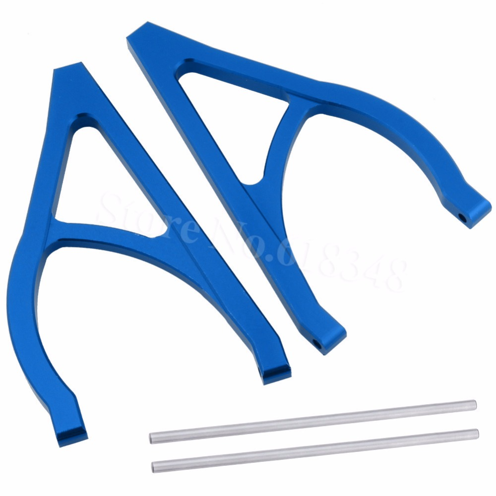 Aluminum Rear Upper Suspension Arm For Traxxas 1/10 E-Revo 3.3 Brushless 5333 hot racing traxxas revo e revo complete aluminum suspension arm set rvo546712x01