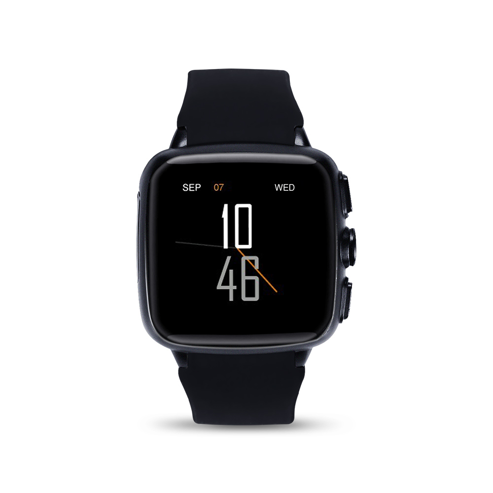 Z01 reloj inteligente Android 5.1 metel 3G 5MP cámara smartwatch heart rate moni
