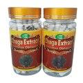 1 Botella de Chaga Extracto de 30% de Polisacáridos de 500 mg x 90 Cápsulas envío libre