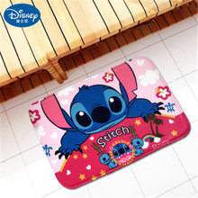 Soft 38x58cm Children Stitch Door mat foot pad Entrance carpet Anti-Slip Doormat Carpets Bedroom Rugs Decorative Stair Bathroom,