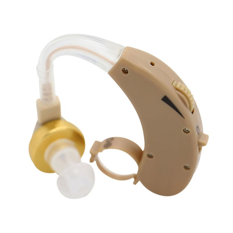 F-138 Volume Adjustable Ear Hearing Aid for the Elderly Sound Voice Amplifier Audifonos for Better Hearing