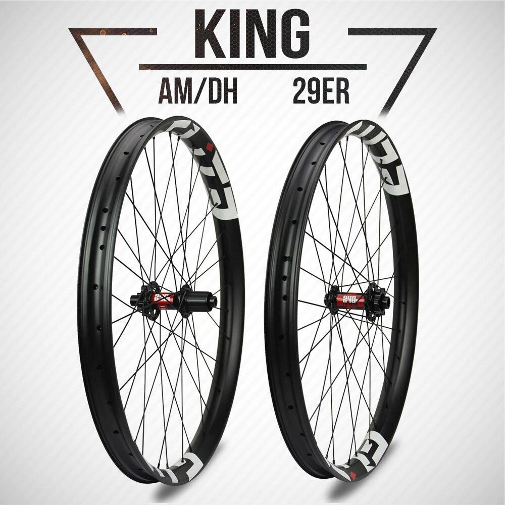 все цены на ELITE DT Swiss 240 Series AM DH MTB Wheelset Center Lock or 6 Bolt Mountain Bike Wheel 40mm Width With Free Wheel Bag онлайн