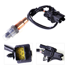 beler 1Pc  LSU4.2 Oxygen O2 Sensor 0258007206 Fit for Cadillac CTS SRX Nissan Murano Pathfinder Elgrand Infiniti M35 M45 FX 35