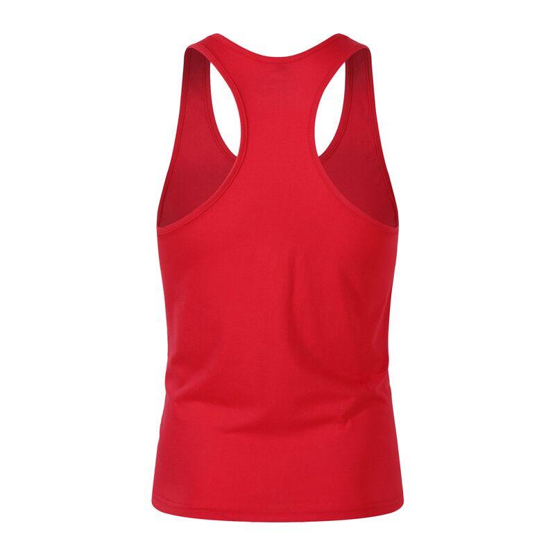 Ladies Vodi Stringer Workout Vest Exquisite Workmanship In