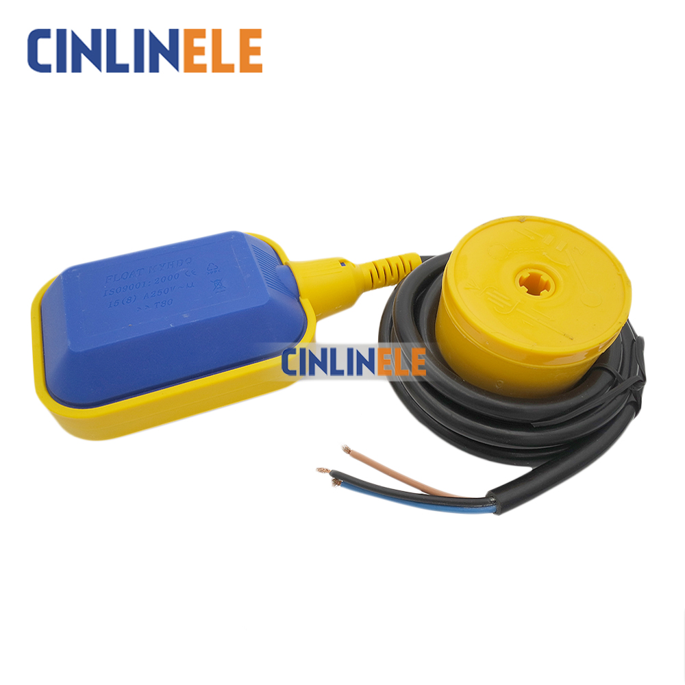 Stainless Steel Tank Liquid Water Level Sensor Horizontal Float Switch Liquid Fluid Water Level Controller Sensor 2M mj uqk 6 mini submersible pump with float switch small flow high chemical resistance oil tank level switch liquid level sensor