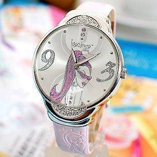 wholesale fashion watch/brand watch /lady watch LuscigusGirls-Romantic Girl 2010