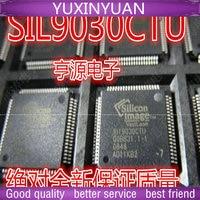 10pcs/lot SIL9030 SIL9030CTU SIL TQFP80
