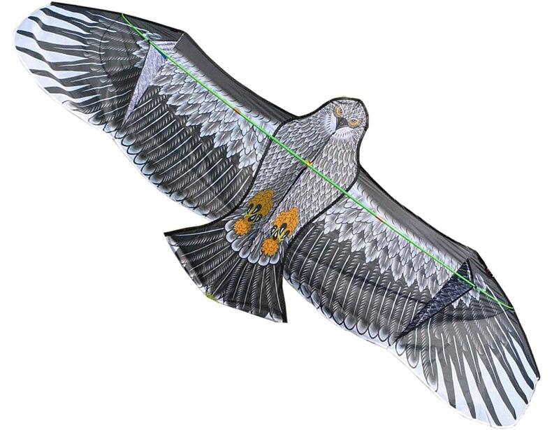 Livraison gratuite 3.6m grand aigle cerf-volant nylon ripstop jouets de plein air grands cerfs-volants chaussette à vent cerf-volant pour adultes albatros kaixuan bird
