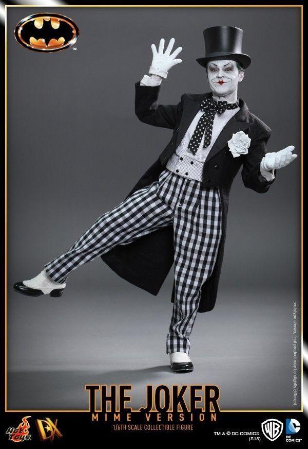 HT Giocattoli Caldi DX14 1/6 Batman 1989 Joker Collection action figure per i fan regalo di festaHT Giocattoli Caldi DX14 1/6 Batman 1989 Joker Collection action figure per i fan regalo di festa