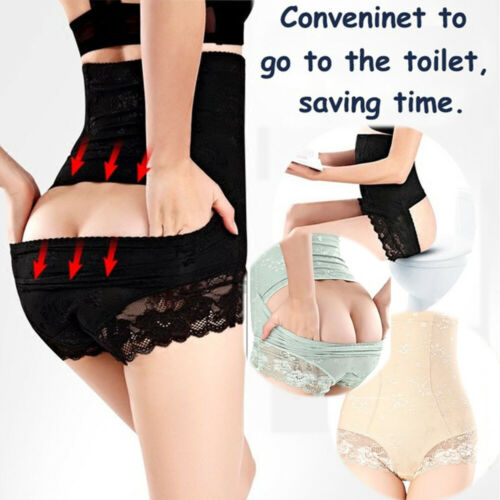 TUMMY THIGH TRIMMER BODY SHAPER SLIMMING KNICKERS PANTS TRIMMER TUCK CPNTROL