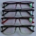 Homem Óculos De NYLON ultra leve Quadro luneta homme Framea Olho Óculos de Computador Do Vintage Óculos retro Unisex quadros