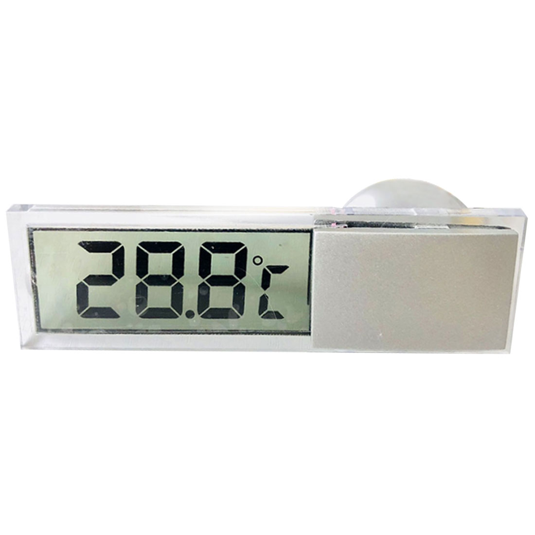 Weather Station LCD Digital Car Thermometer Thermostat Temperature Instruments Sensor Wall Type Meter -20-110