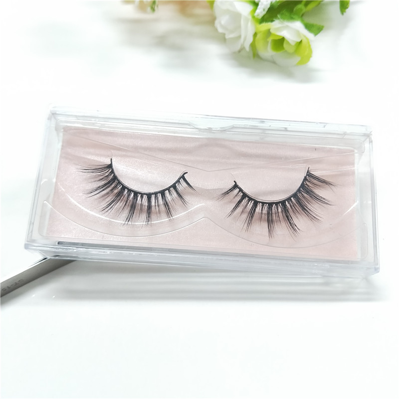 63621eeddec Own brand premium real siberian mink lashes private label belle mink ...