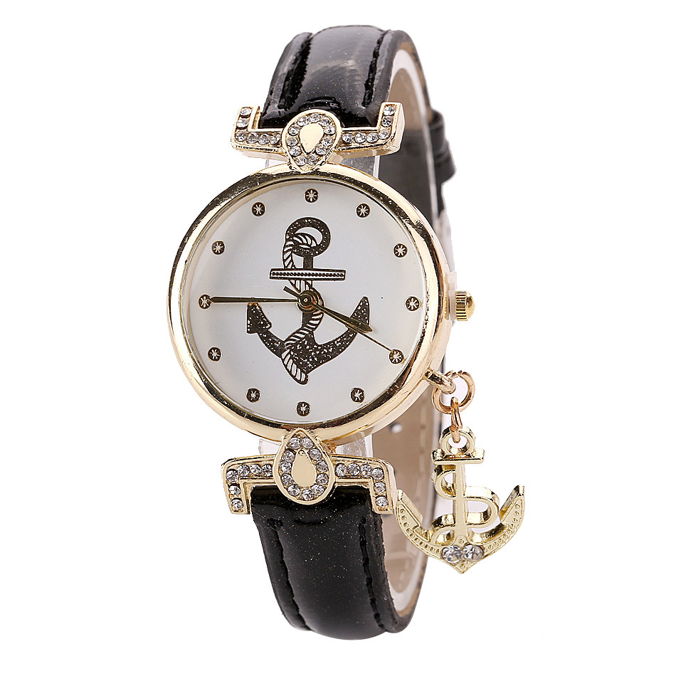 Fashion Women Watch Bracelets Leather Analog Quartz Wrist Watch montre femme 2018 Luxury Ladies Watch women quartz wrist watch vintage lace flower printed ladies watches casual leather band analog women s watch montre femme reloj