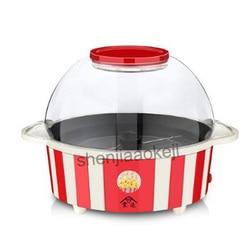 MP 100 automatyczny Mini maszyna do popcornu naleśniki gospodarstwa domowego elektryczny maszyna do robienia popcornu 5.0L 220 V 50Hz 1 PC w Roboty kuchenne od AGD na